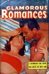 Cover For Glamorous Romances 70