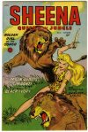 Cover For Sheena, Queen of the Jungle 16