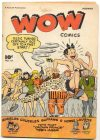 Cover For Wow Comics 61