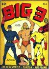 Cover For Big 3 1 (paper/5fiche)