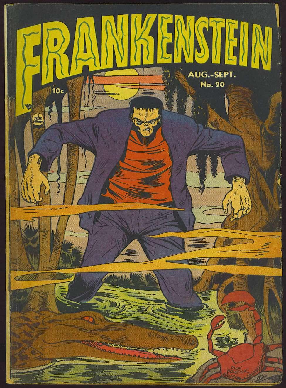 Comic Book Cover For Frankenstein v3 4 (20)