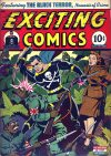 Cover For Exciting Comics 30