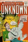 Cover For Adventures into the Unknown 142