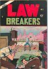 Cover For Lawbreakers 5