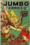 Cover For Jumbo Comics 158