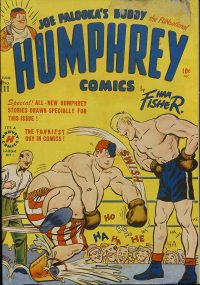Large Thumbnail For Humphrey Comics #11