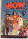 Cover For Wow Comics 11