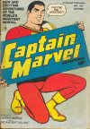 Cover For Captain Marvel Adventures 125