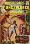 Cover For Mysteries of Unexplored Worlds 29