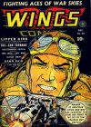 Cover For Wings Comics 28
