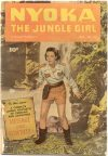 Cover For Nyoka the Jungle Girl 55