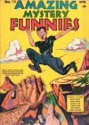 Cover For Amazing Mystery Funnies 19