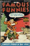 Cover For Famous Funnies 198