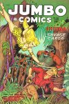 Cover For Jumbo Comics 160