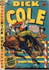 Cover For Dick Cole 6