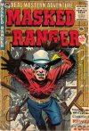 Cover For Masked Ranger 7