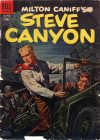 Cover For 0578 Milton Caniff's Steve Canyon