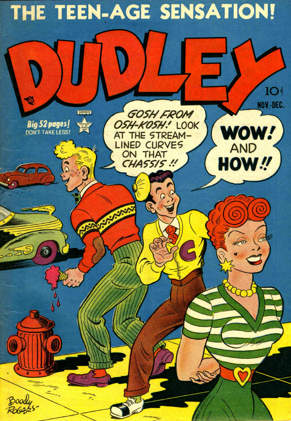 Comic Book Cover For Dudley v1 1 [1]