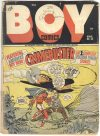 Cover For Boy Comics 33