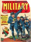 Cover For Military Comics 33