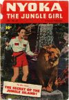 Cover For Nyoka the Jungle Girl 63