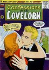 Cover For Confessions of the Lovelorn 92