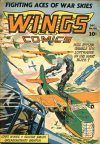 Cover For Wings Comics 40