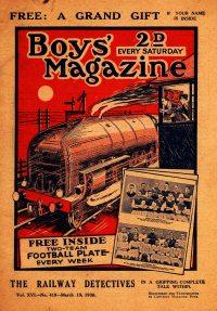 Large Thumbnail For Boys Magazine 419
