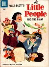 Cover For 0908 Walt Scott's The Little People and the Giant