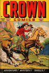 Cover For Crown Comics 17