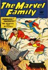 Cover For The Marvel Family 52