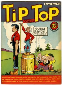 Large Thumbnail For Tip Top Comics 060