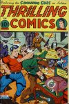 Cover For Thrilling Comics 48