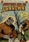 Cover For Adventures into the Unknown 36