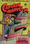 Cover For Captain Marvel Jr. 92