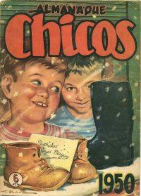 Chicos almanaque para 1950 spanish language books large thumbnail for chicos almanaque para 1950 fandeluxe Images