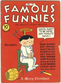 Large Thumbnail For Famous Funnies #77