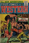 Cover For Prize Comics Western 115