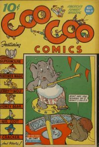 Large Thumbnail For Coo Coo Comics #11