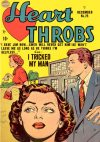 Cover For Heart Throbs 25