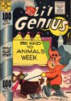Cover For Li'l Genius 18