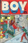 Cover For Boy Comics 39