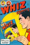 Cover For Whiz Comics 91
