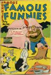 Cover For Famous Funnies 168
