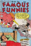 Cover For Famous Funnies 192