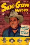 Cover For Six Gun Heroes 17
