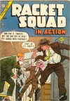 Cover For Racket Squad in Action 14