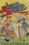 Cover For Jingle Jangle Comics 9