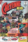 Cover For Cheyenne Kid 25