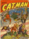 Cover For Cat Man Comics 19